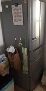 冷蔵庫回収処分