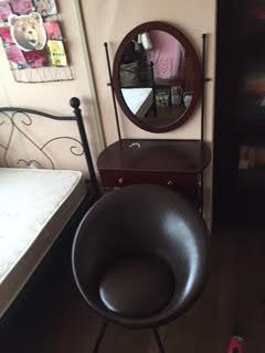ドレッサー、椅子回収処分